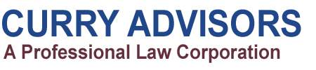Curry Advisors, A Professional Law Corporation